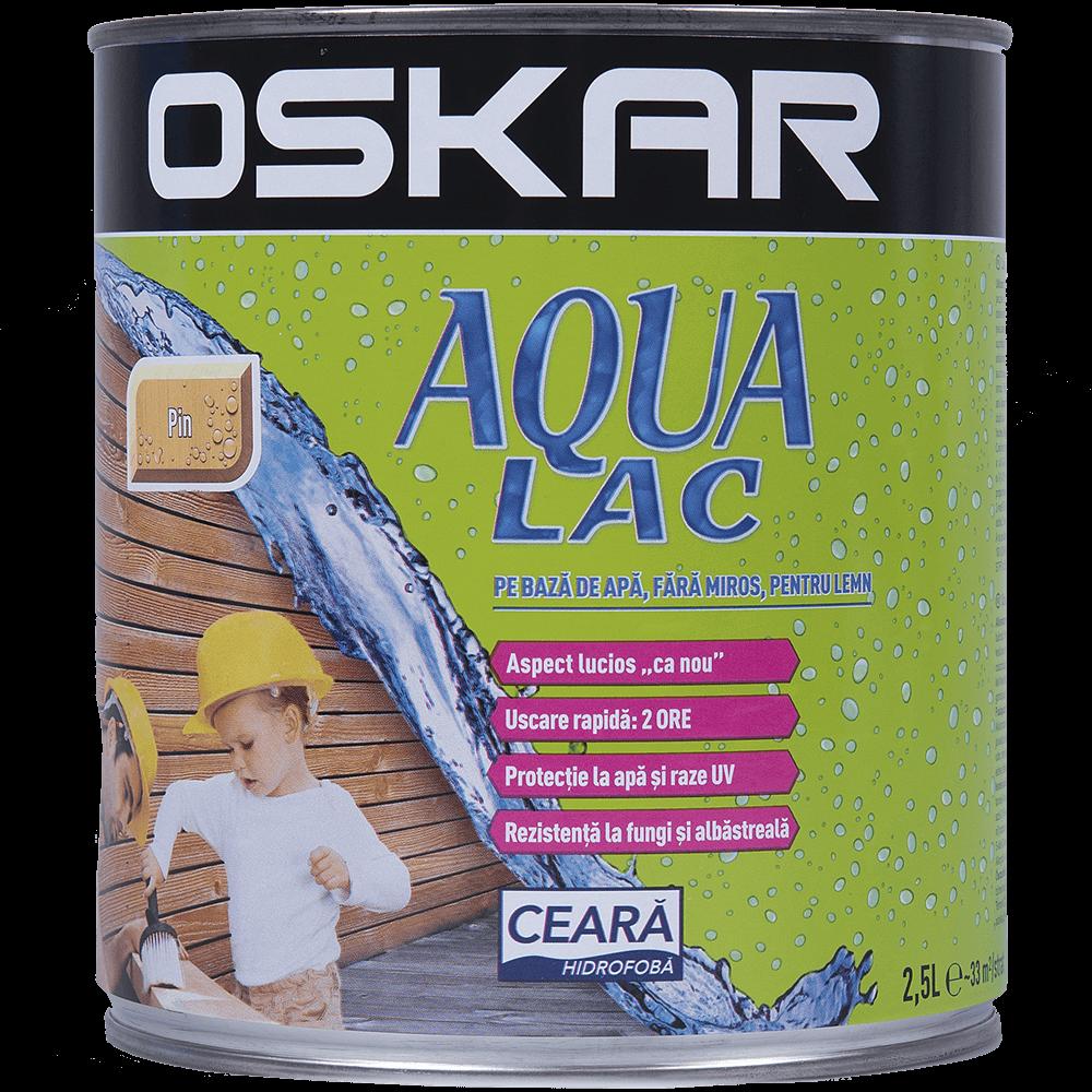 Lac Oskar Aqua pin 2,5 L