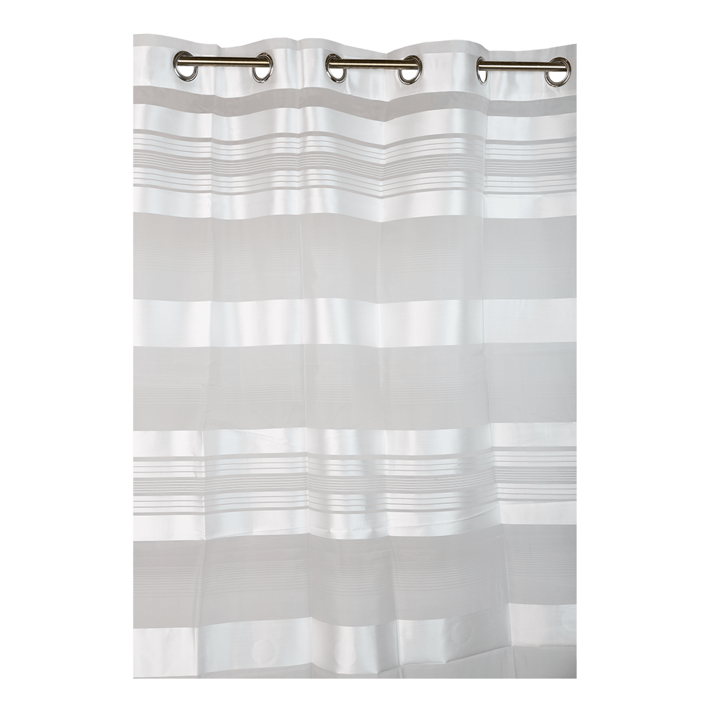 Perdea Korsika, 140 x 245 cm, dungi albe imagine 2021 mathaus