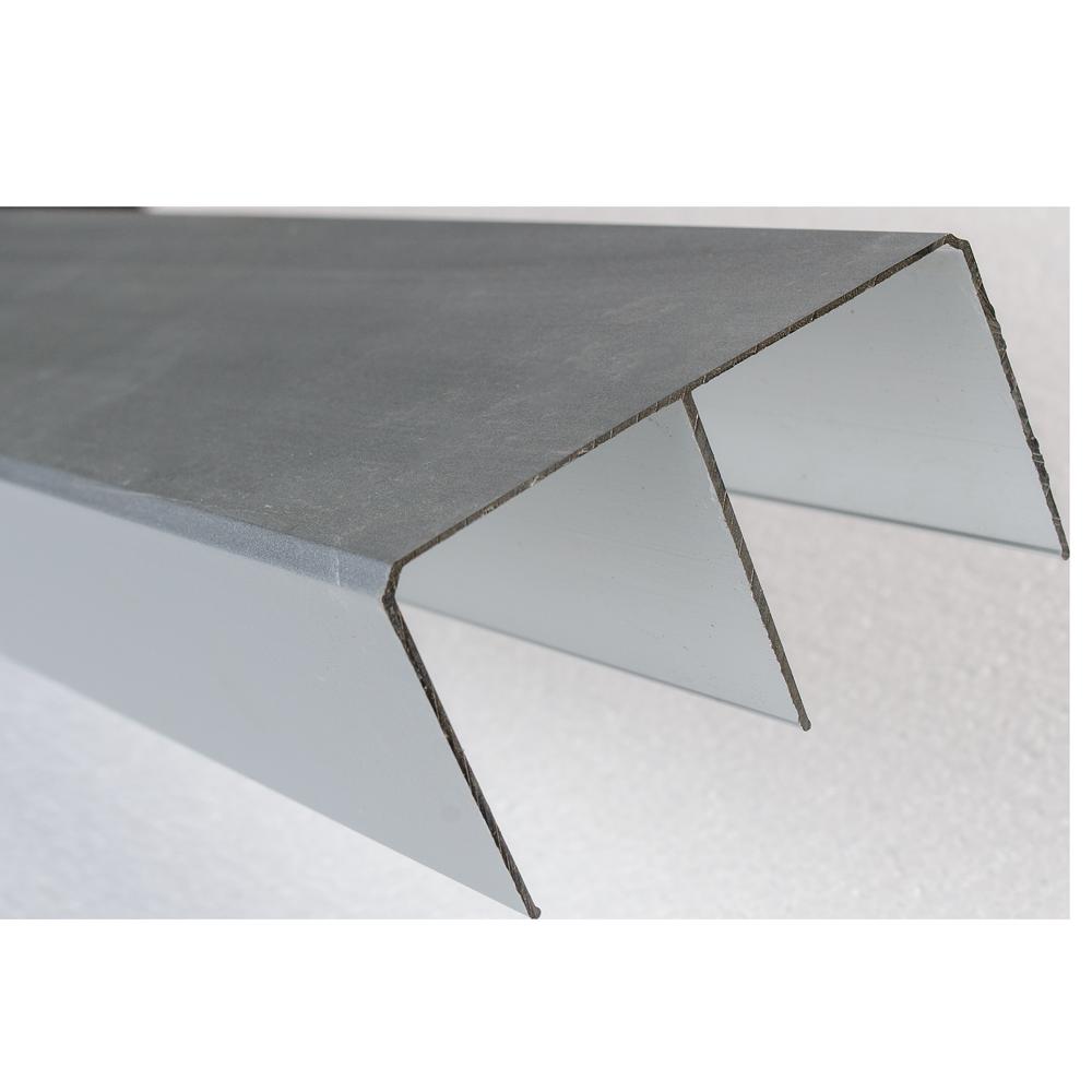 Profil glisare sus aluminiu pentru sistemele Omega, Multiomega, House, Sloping imagine 2021 mathaus