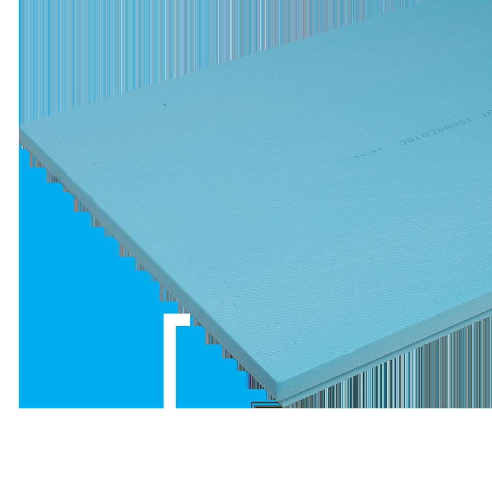 Polistiren extrudat Fibran XPS GF, suprafata gofrata, 5 x 60 x 125 cm imagine MatHaus