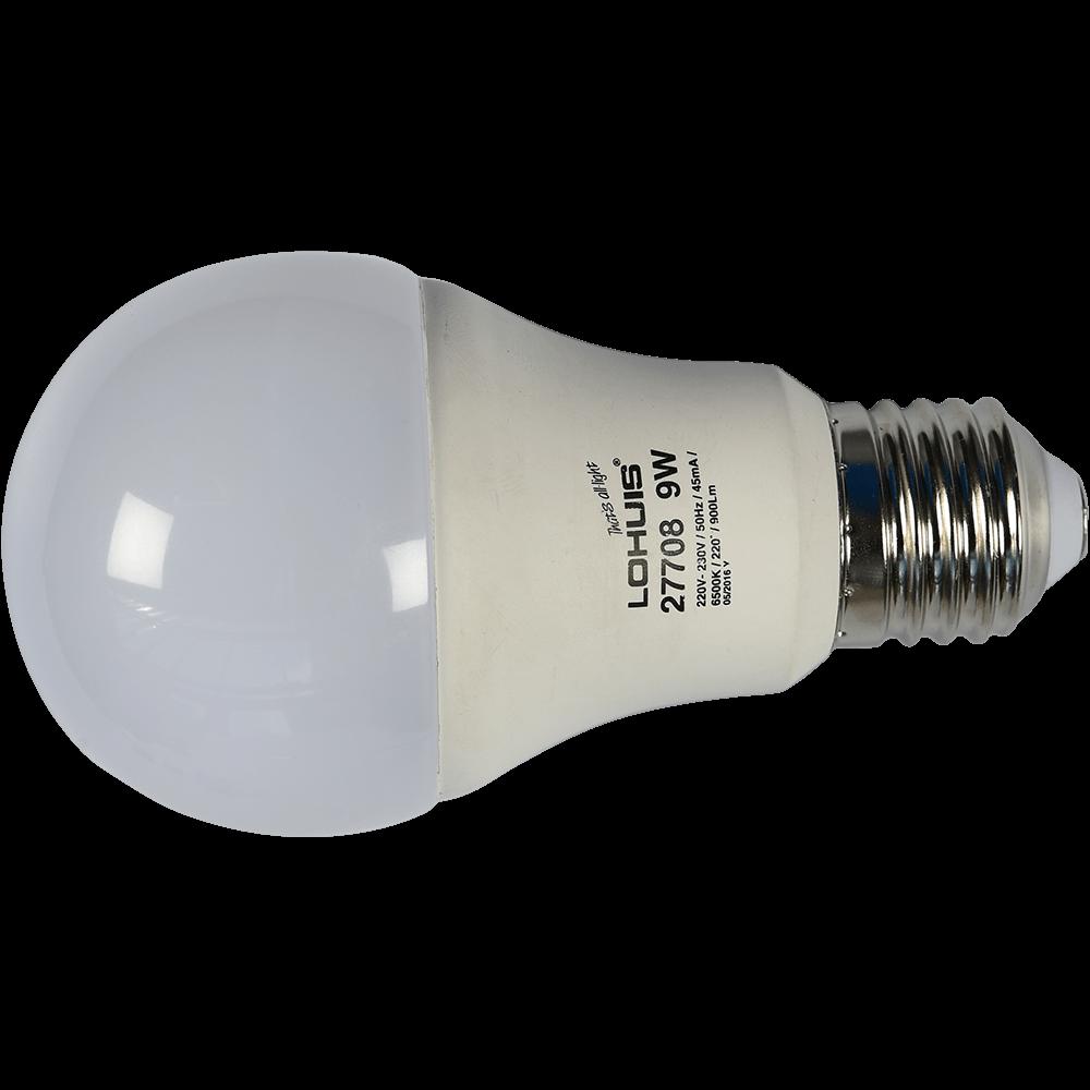 Bec Led Dimabil A60 E27 9W Lohuis Lumina Rece mathaus 2021