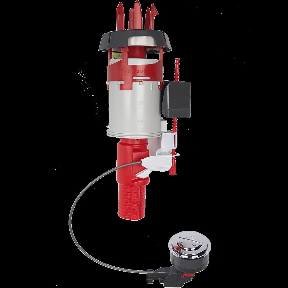 Mecanism pentru wc de renovare Easy Clic Wirquin, 3 / 8 inch, 41 cm