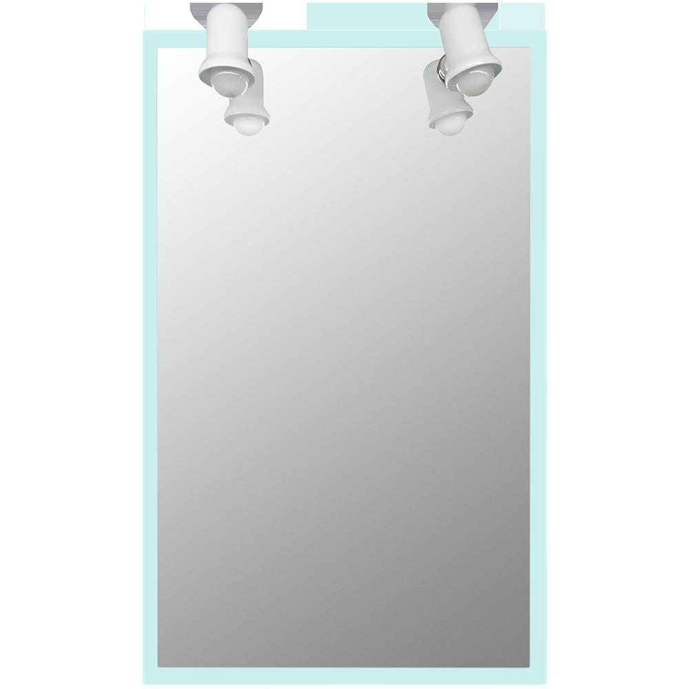 Oglinda cu iluminare, 50 x 90 cm