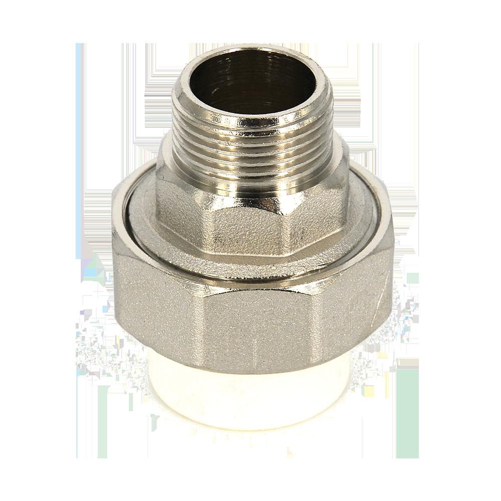 Olandez PP-R FE Vesbo, alb, 25 mm x 3/4 inch
