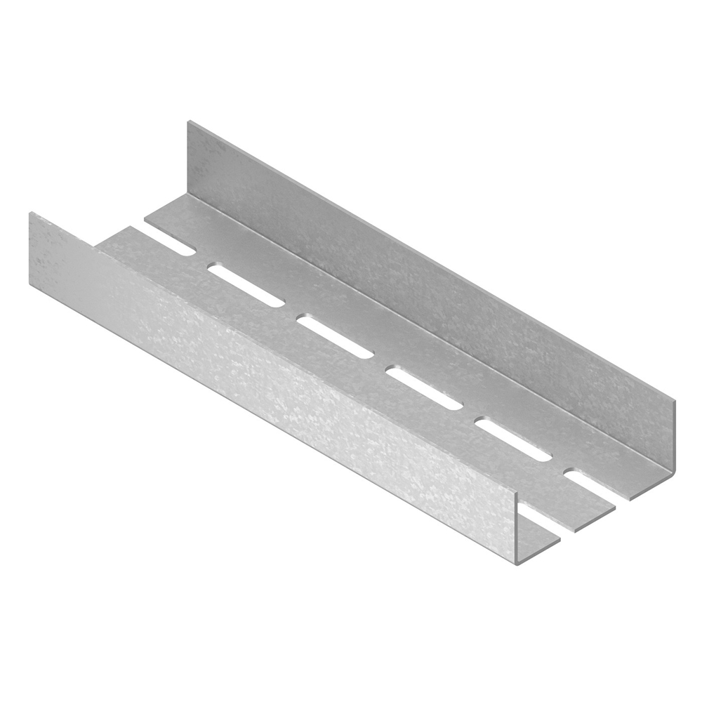 Profil UA 100 x 3000 x 2 mm Nida Metal