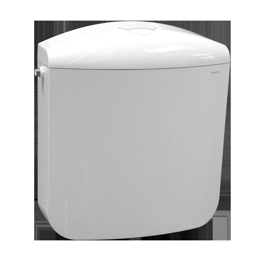 Rezervor WC Montana Duo, ABS, alb, max. 9 l imagine MatHaus.ro