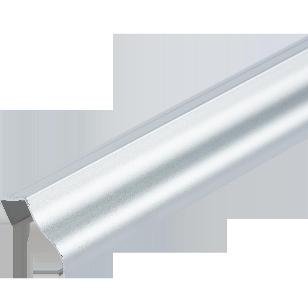 Profil maner Omega, lungime 2,7 m, dimensiuni 12 x 18,6 x 28 mm, material aluminiu imagine 2021 mathaus