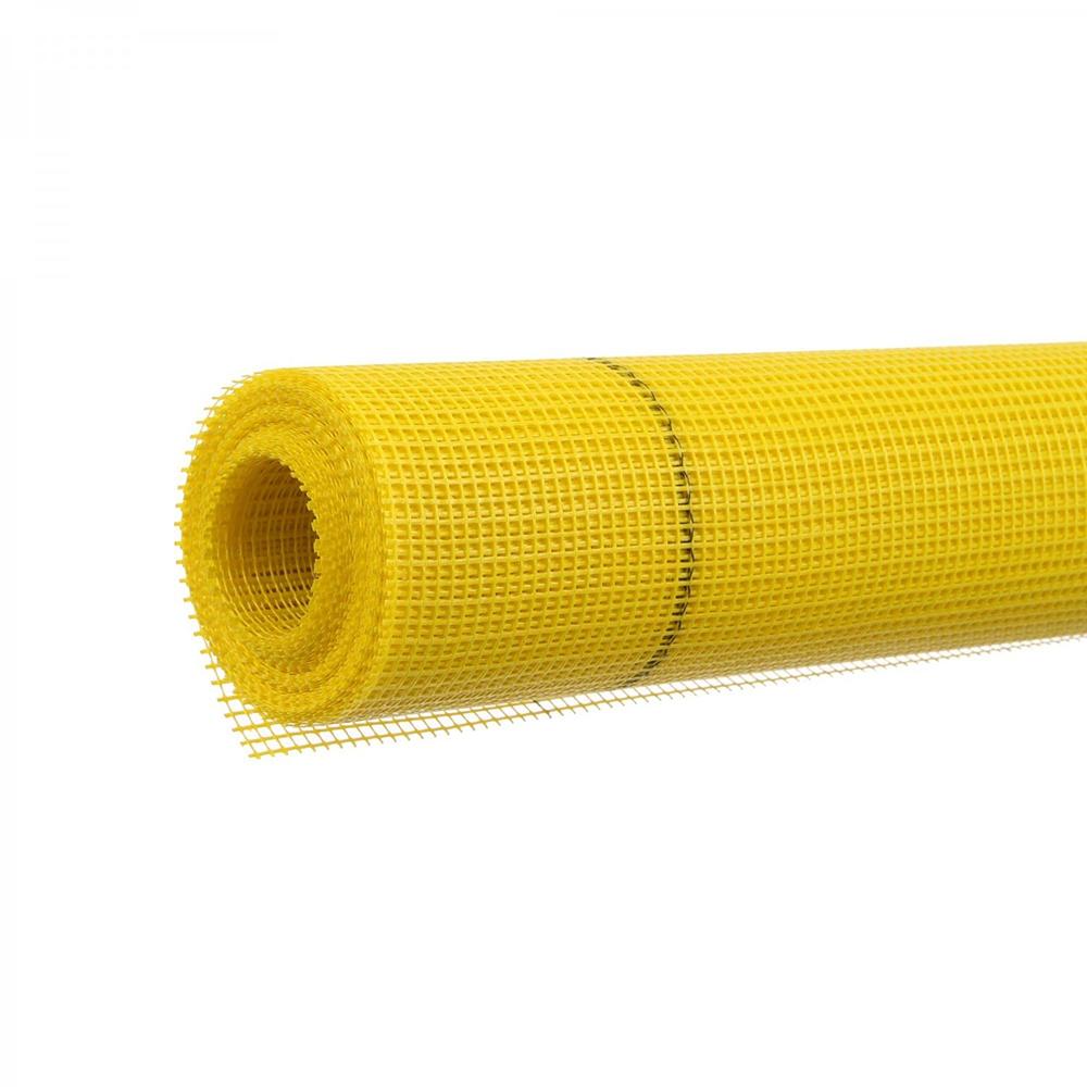 Plasa din fibra de sticla 160 gr, 50 mp, galben imagine 2021 mathaus