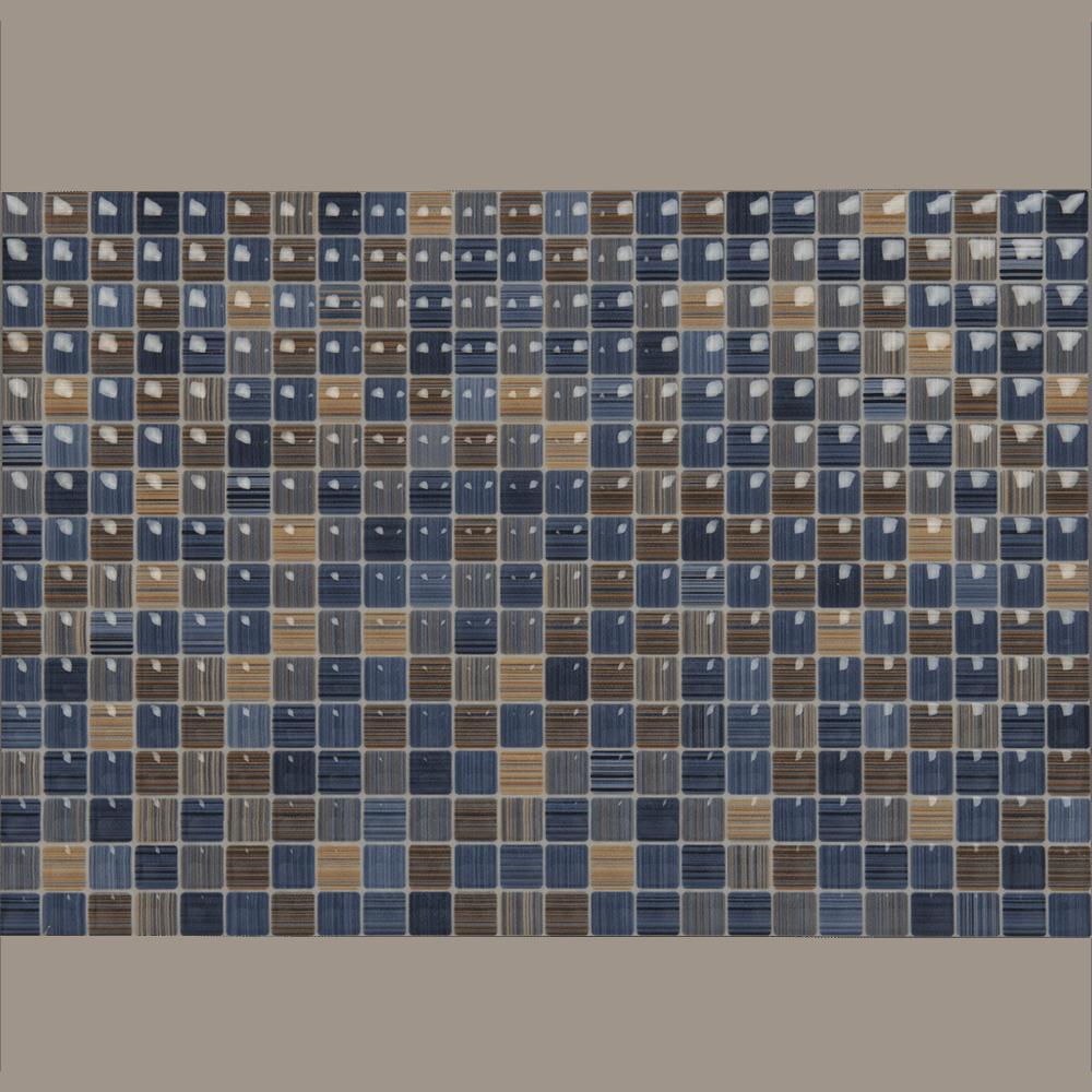 Faianta baie albastru Glamour 2T 40x27,5 cm imagine 2021 mathaus