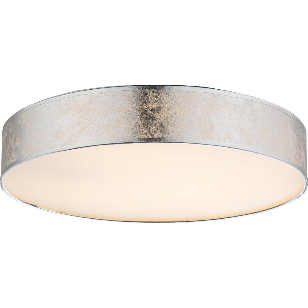 Plafoniera Amy, argintiu, 1 x LED, D 40 cm, 1120 lm mathaus 2021