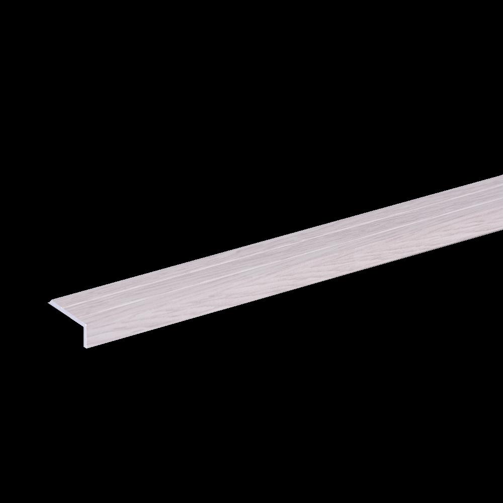 Profil inchidere parchet Set Prod S46 autocolant, aliaj de aluminiu 6063, frasin, 1 m imagine 2021 mathaus