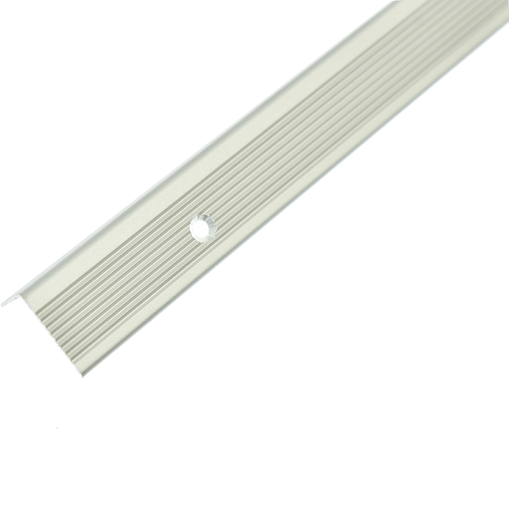 Profil pentru treapta cu surub Decora Arbiton PS2 cu latime 25 mm, argintiu, 1,2 m imagine 2021 mathaus