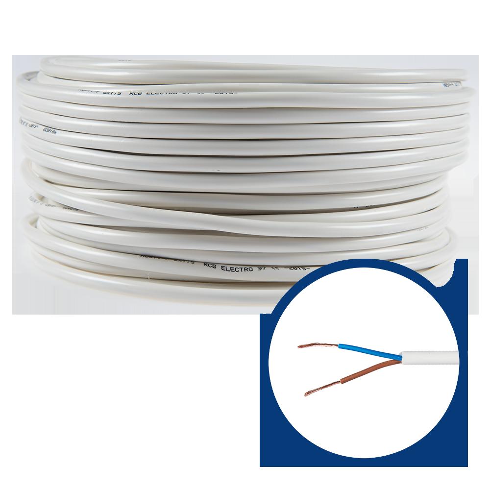 Cablu electric MYYM 2 x 1,5 mmp imagine 2021 mathaus