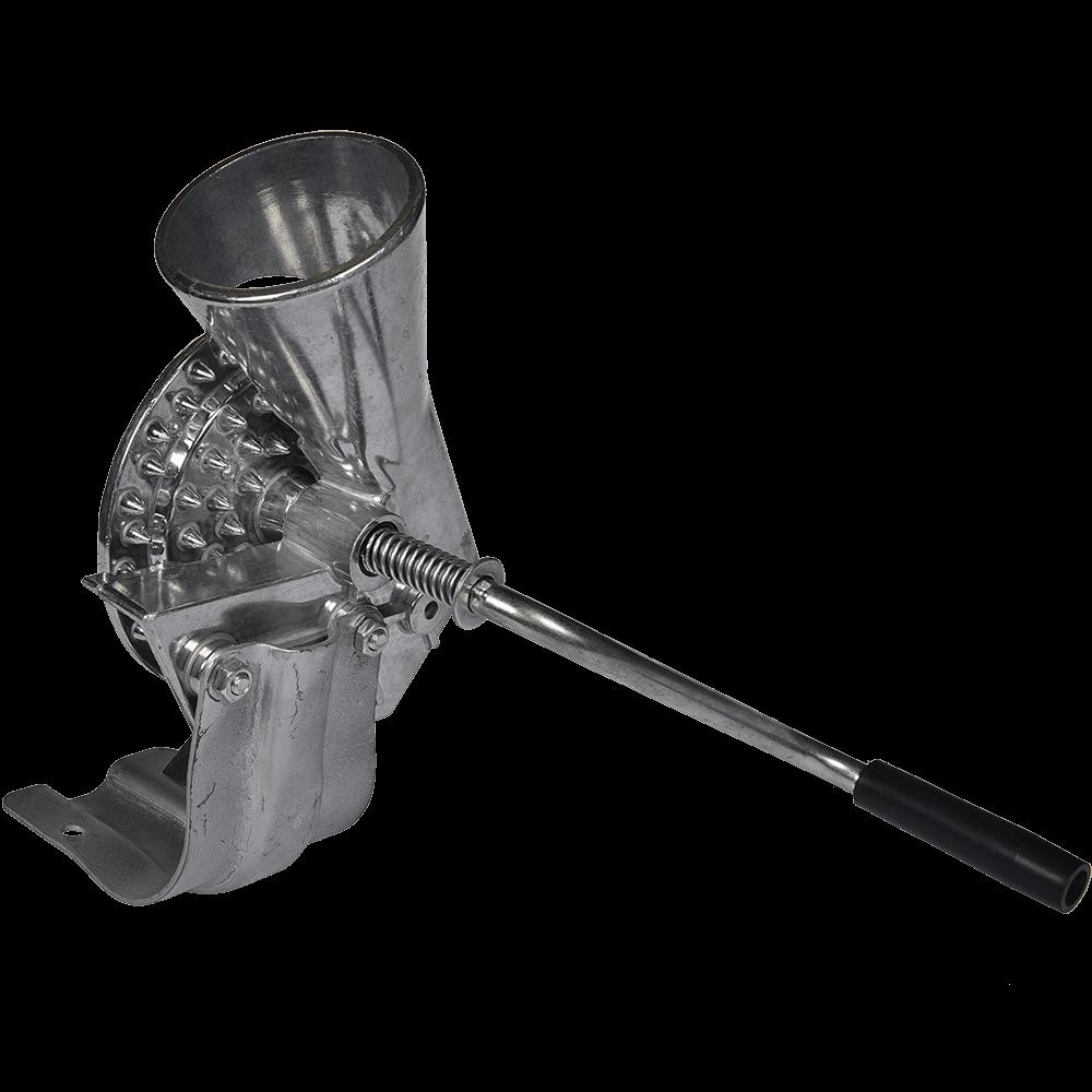 Dispozitiv din aluminiu pentru curatarea porumbului, 30 x 22 x 13 cm imagine 2021 mathaus