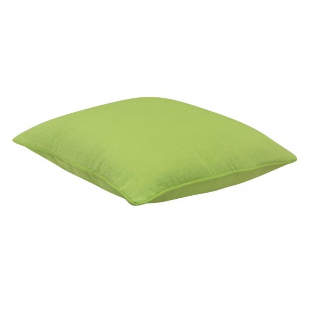 Perna Passion, bumbac 100%, verde, 40 x 40 cm, model uni mathaus 2021
