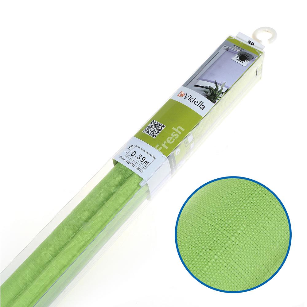 Rolete mini fresh MS-08 verde 39 x 160 cm