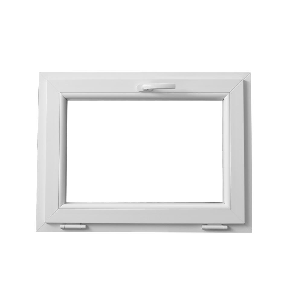 Fereastra PVC, 5 camere, alb, 75 x 55 cm imagine MatHaus.ro