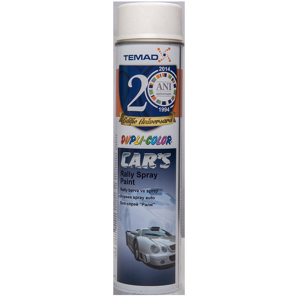 Car's Spray 693892 alb mat 600 ml imagine MatHaus.ro