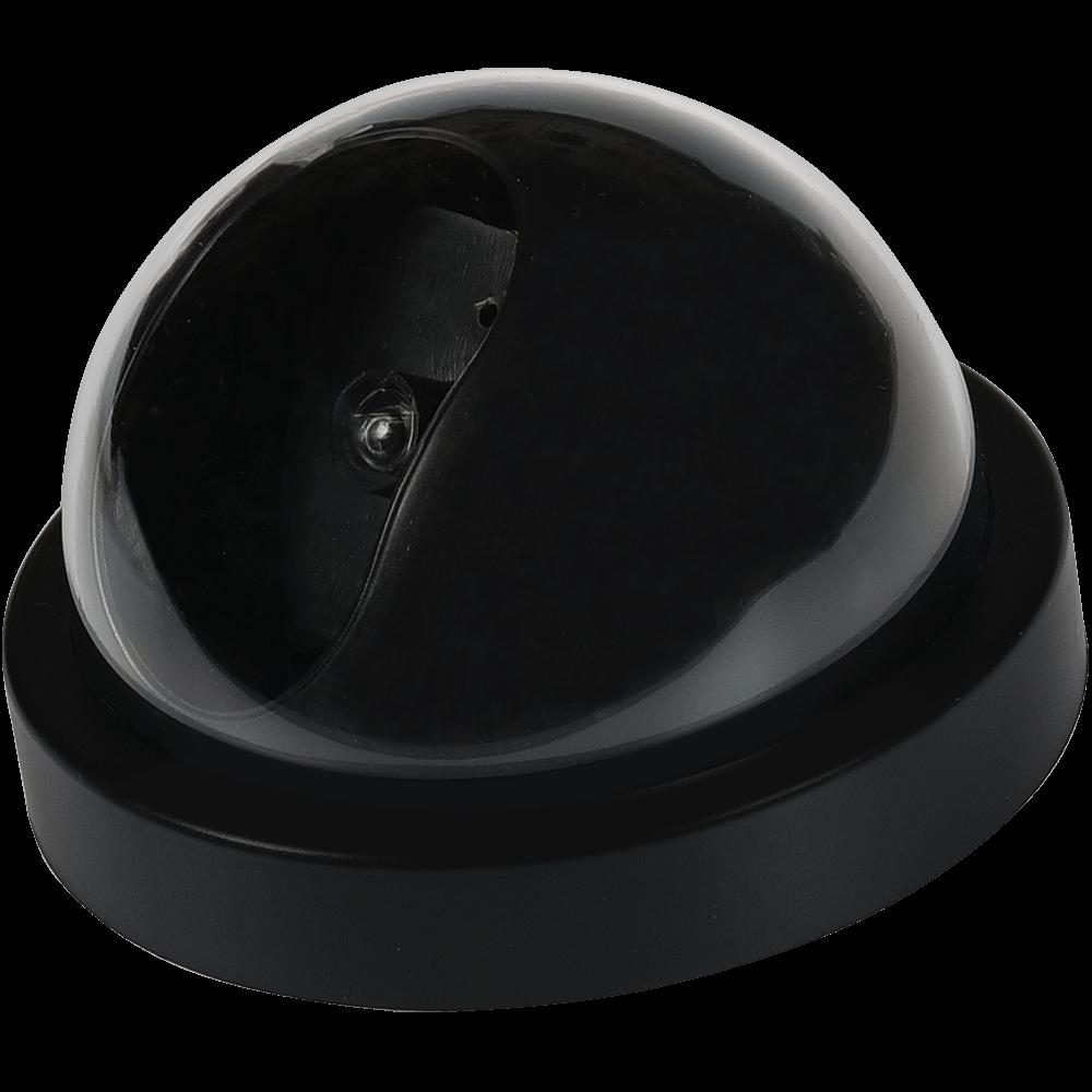 Camera de supraveghere falsa tip dome Shock Camera HSK 120 cu senzor de miscare imagine MatHaus.ro