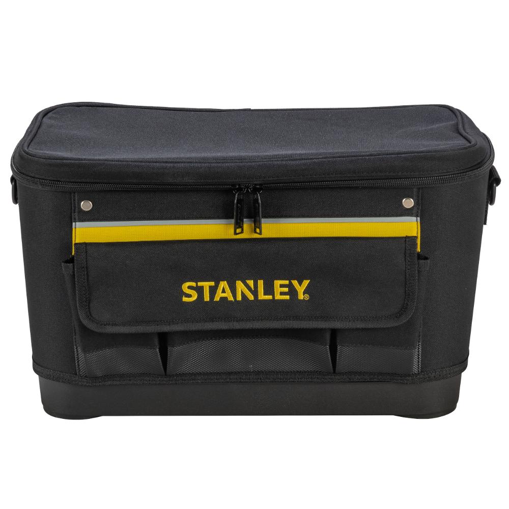 Geanta textila Stanley, negru, 44,7 x 25,1 x 26,2 cm