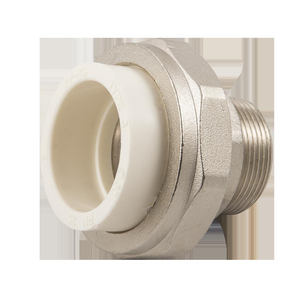 Olandez PP-R FE Vesbo, polipropilena, alb, 50 mm x 1 1/2 inch