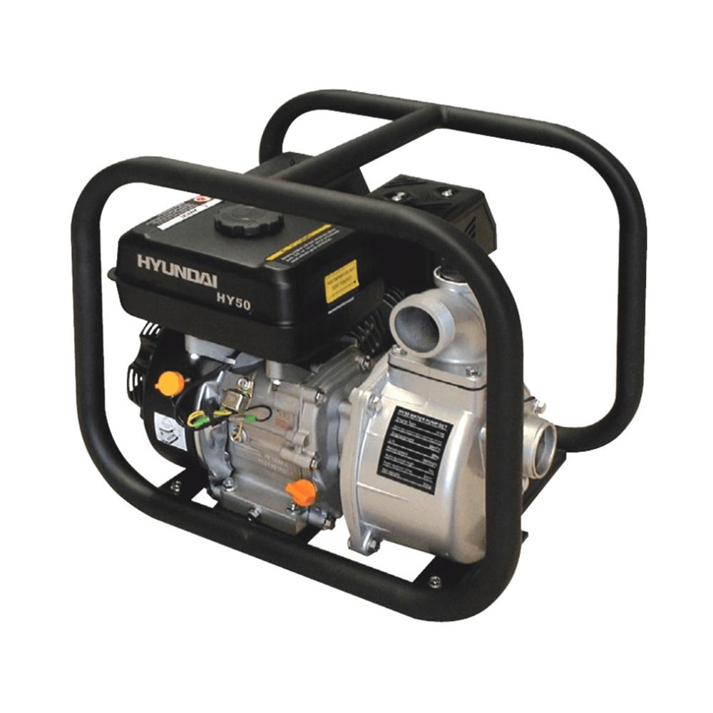 Motopompa pentru ape curate Hyundai HY50, 2, 5,5CP, 550l/min imagine MatHaus.ro