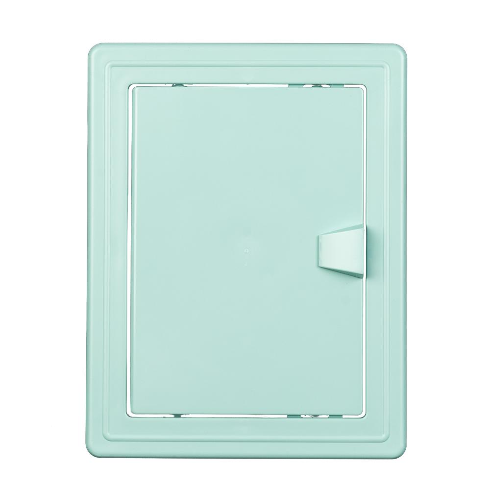 Usita vizitare, TE-MA, plastic, verde deschis, 20x30 cm mathaus 2021