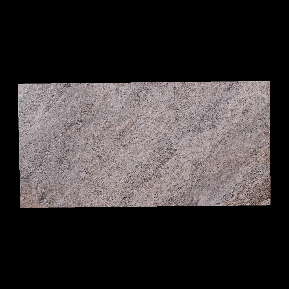 Gresie portelanata Quartzite 3, PEI 4, maro deschis, 60 x 30 cm
