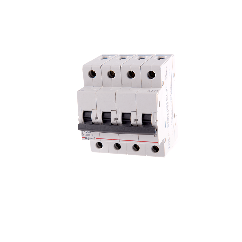 Disjunctor tetrapolar 40A, 419921 Rx3 imagine MatHaus.ro