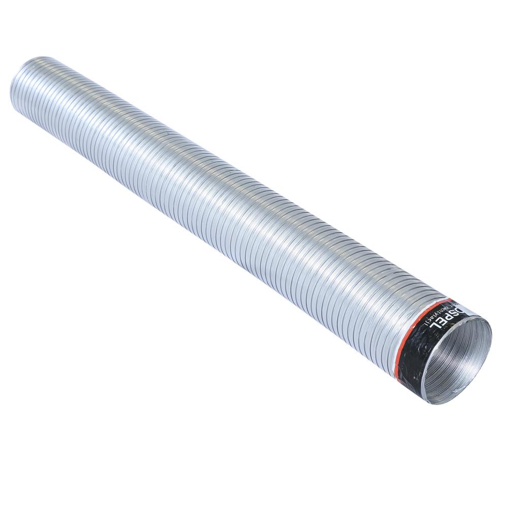 Tub flexibil aluminiu 120 mm