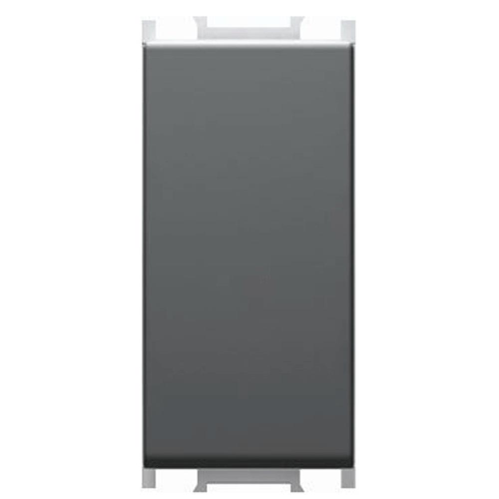 Intrerupator cap - scara Modul 1M negru imagine 2021 mathaus