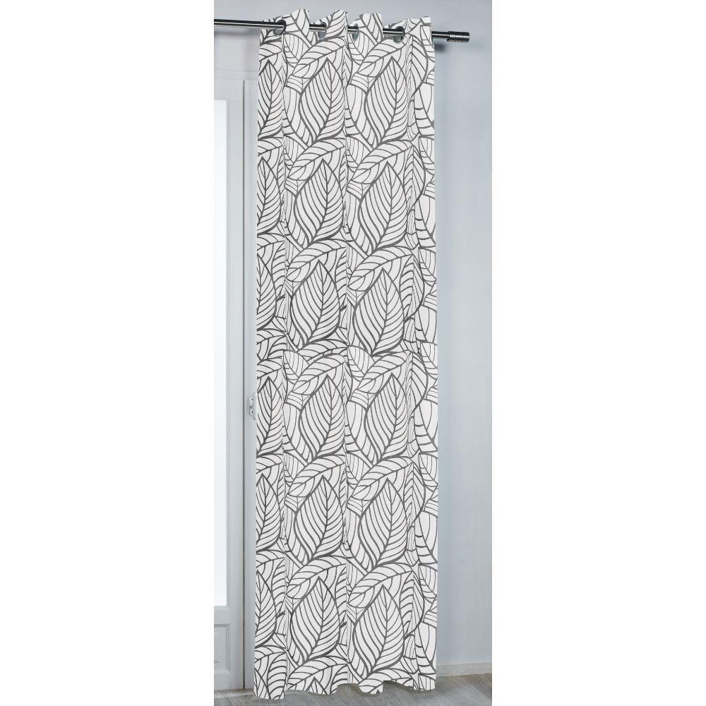 Draperie Teck gri, 140 x 260 cm imagine MatHaus