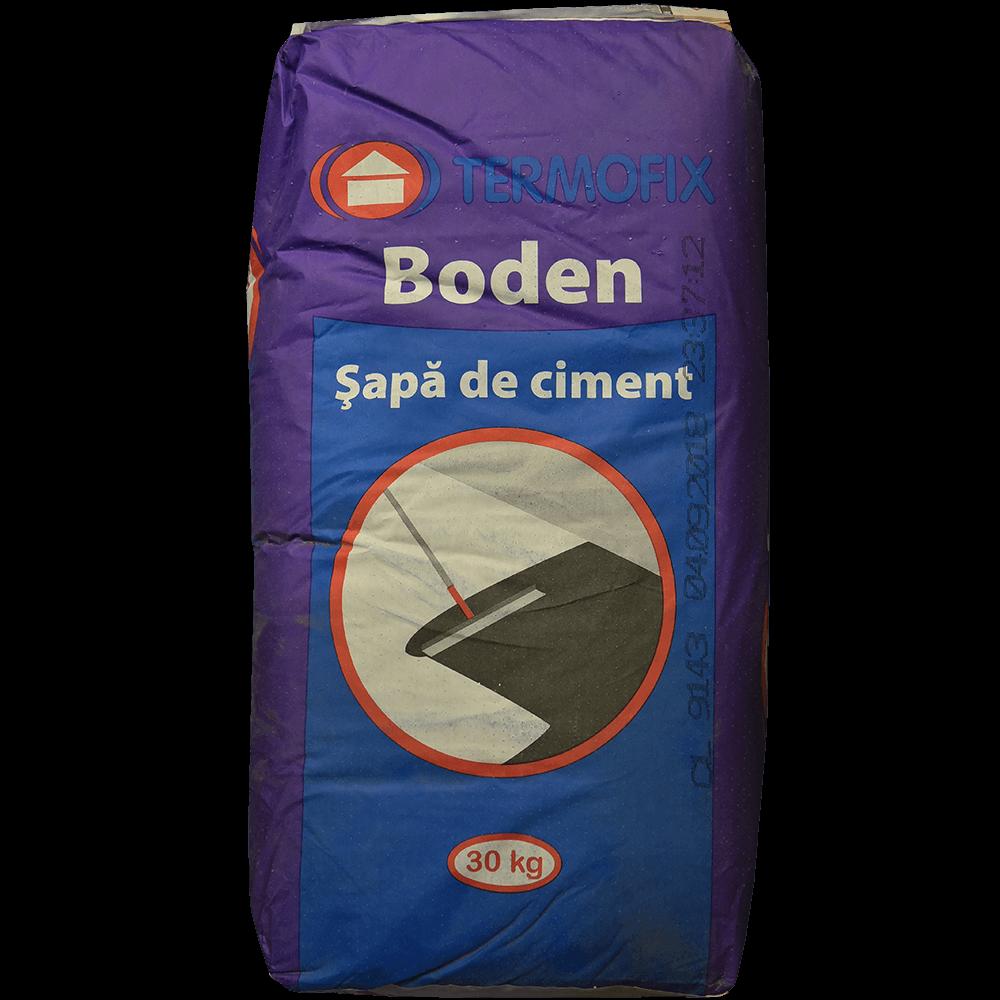 Sapa ciment, Termofix Boden, 30 kg