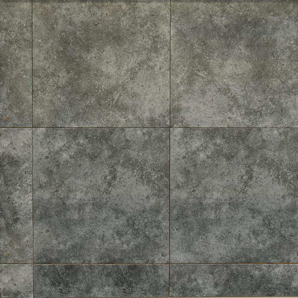 Gresie interior Kaleidoscop, gri, 40 x 40 cm