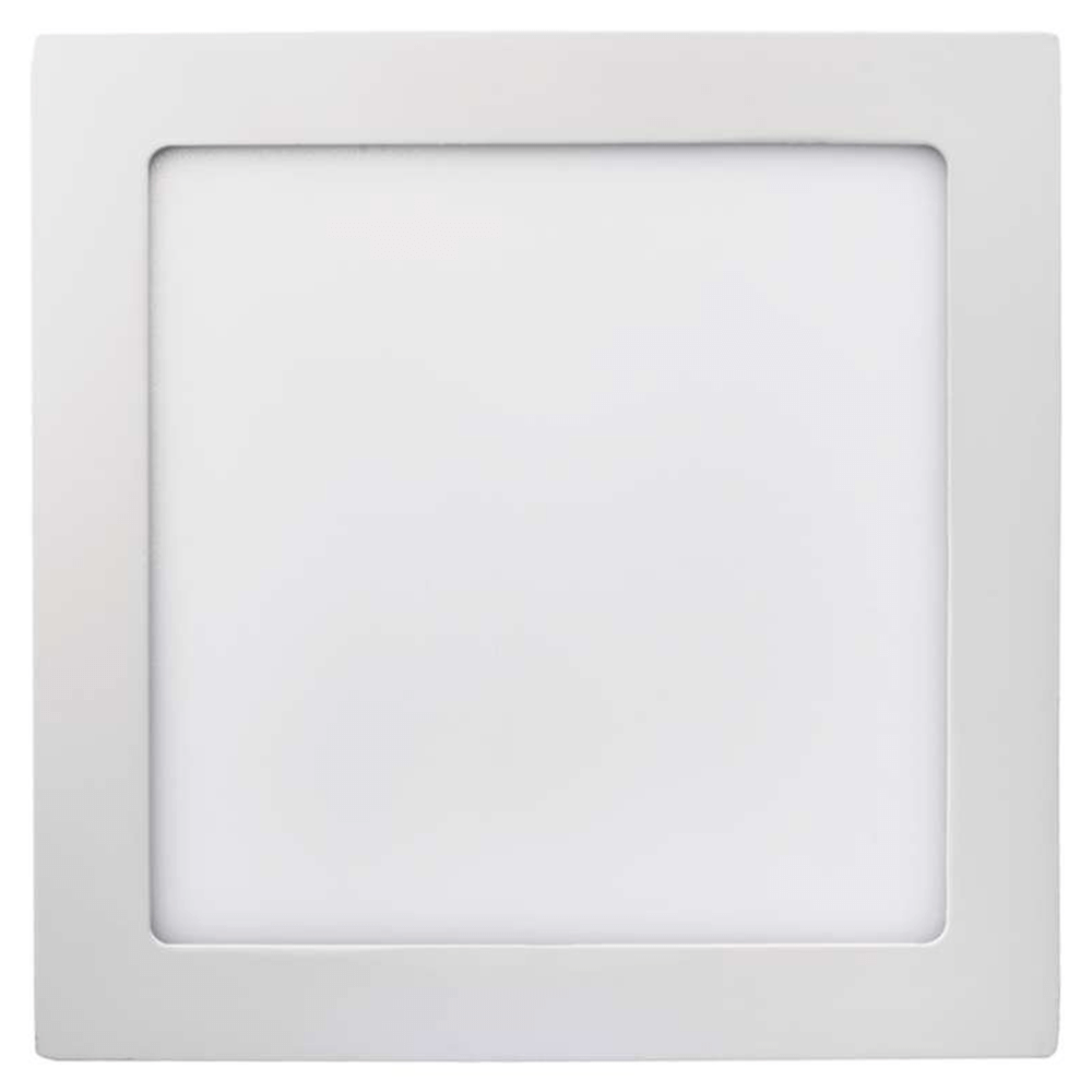 Aplica LED patrata 18W IP20 224 x 224 mm imagine MatHaus.ro