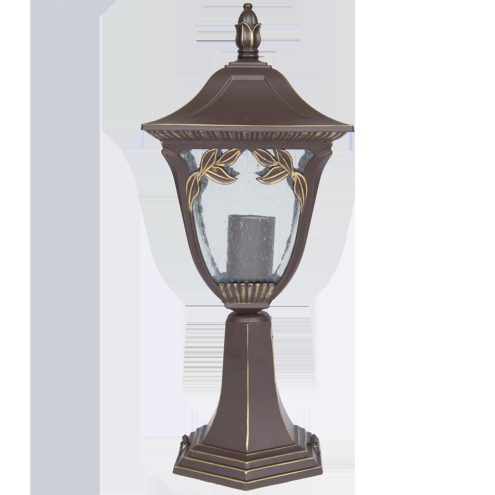 Stalp de iluminat ornamental, exterior, Idaho2, 1xE27, max 60W
