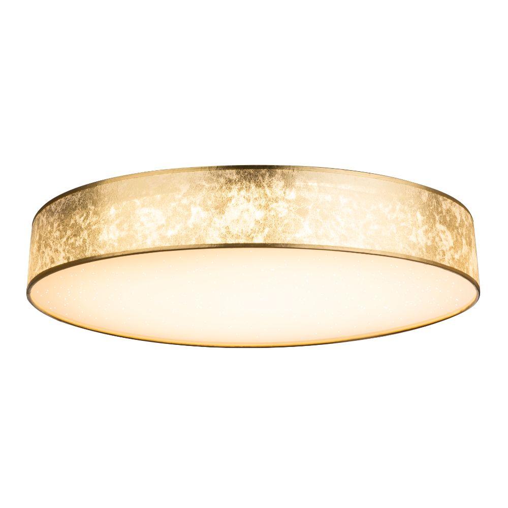 Plafoniera Amy, auriu, 1 x LED, D 60 cm, H 12 cm, 5000 lm, 60W mathaus 2021