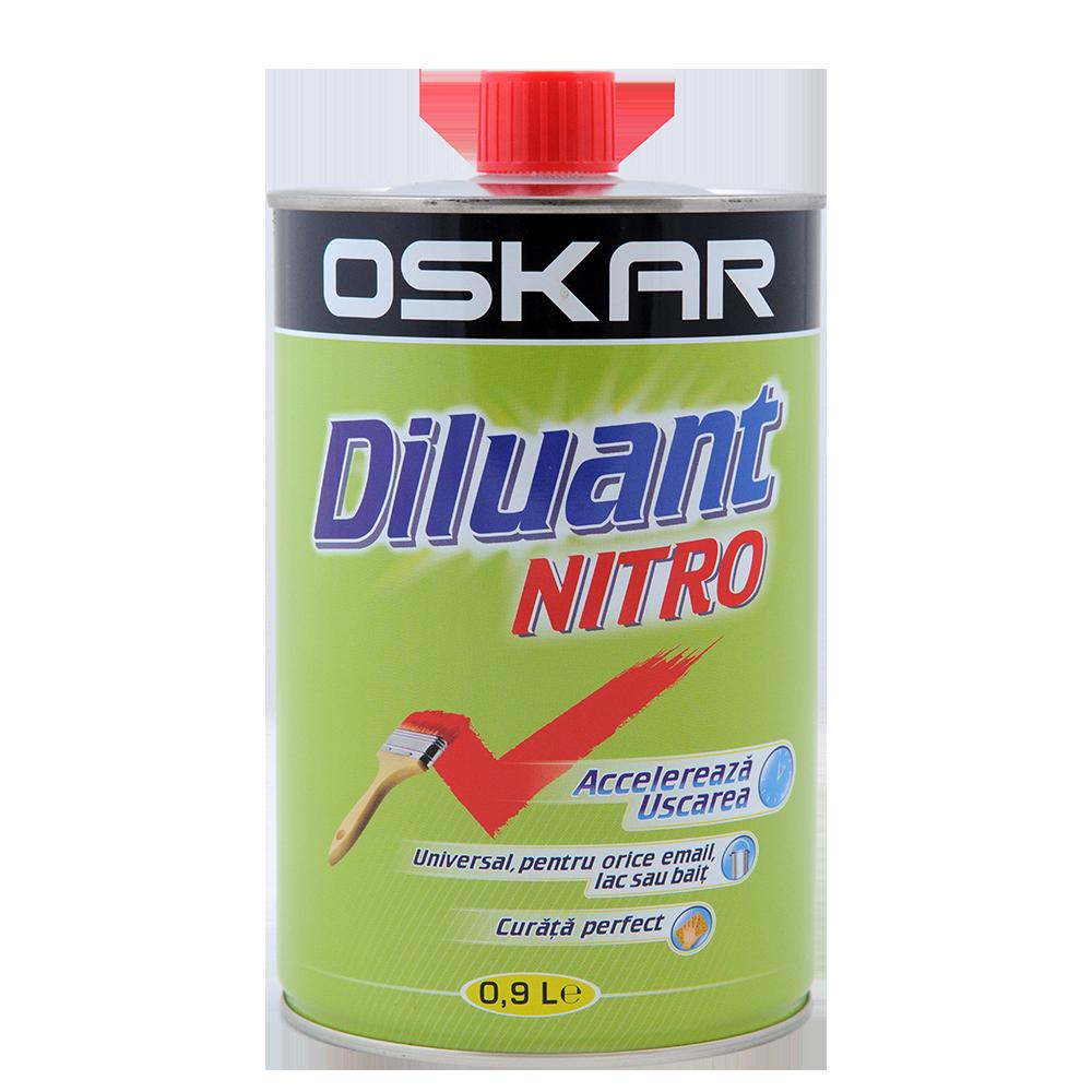 Diluant Nitro Oskar 0,9 L