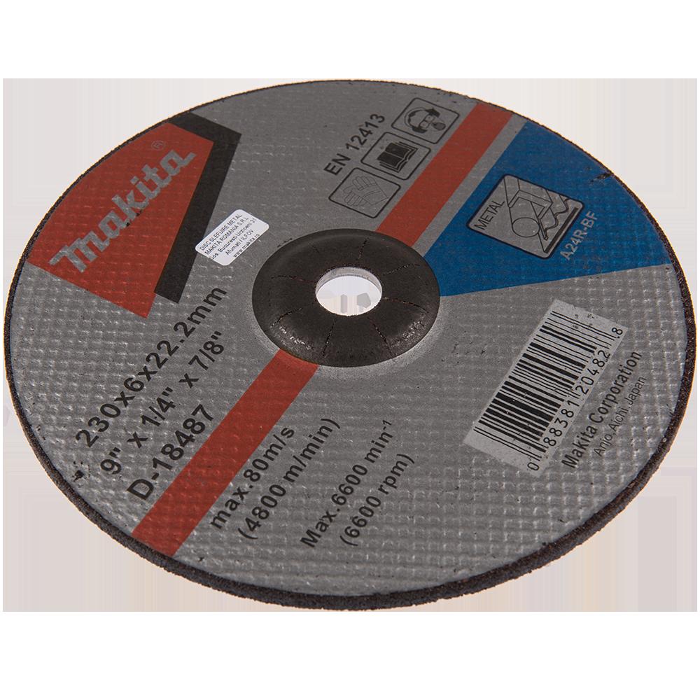 Disc Slefuire Metal 230 X 6 mm D-18487 mathaus 2021