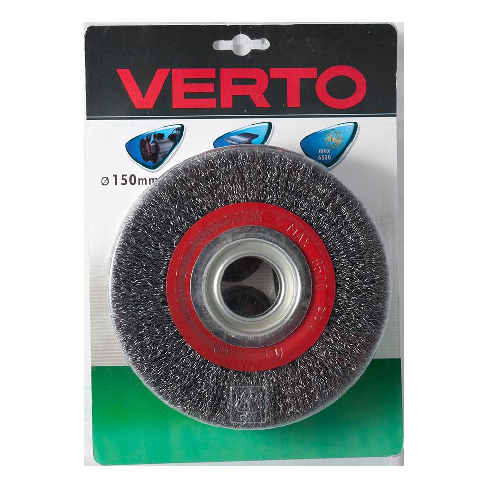 Perie Sarma Polizor Verto 62H211 150 X 32 mm