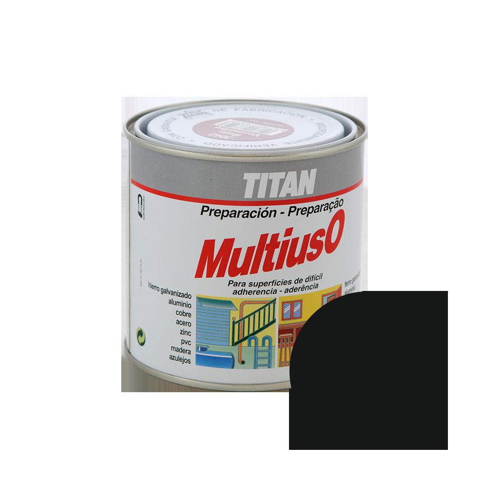 Grund universal Titan, 500 ml, negru