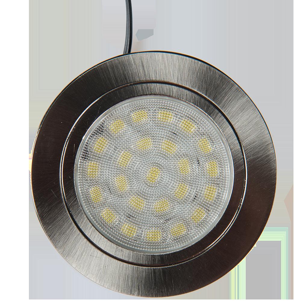 Spot rotund aplicat LED alb imagine 2021 mathaus