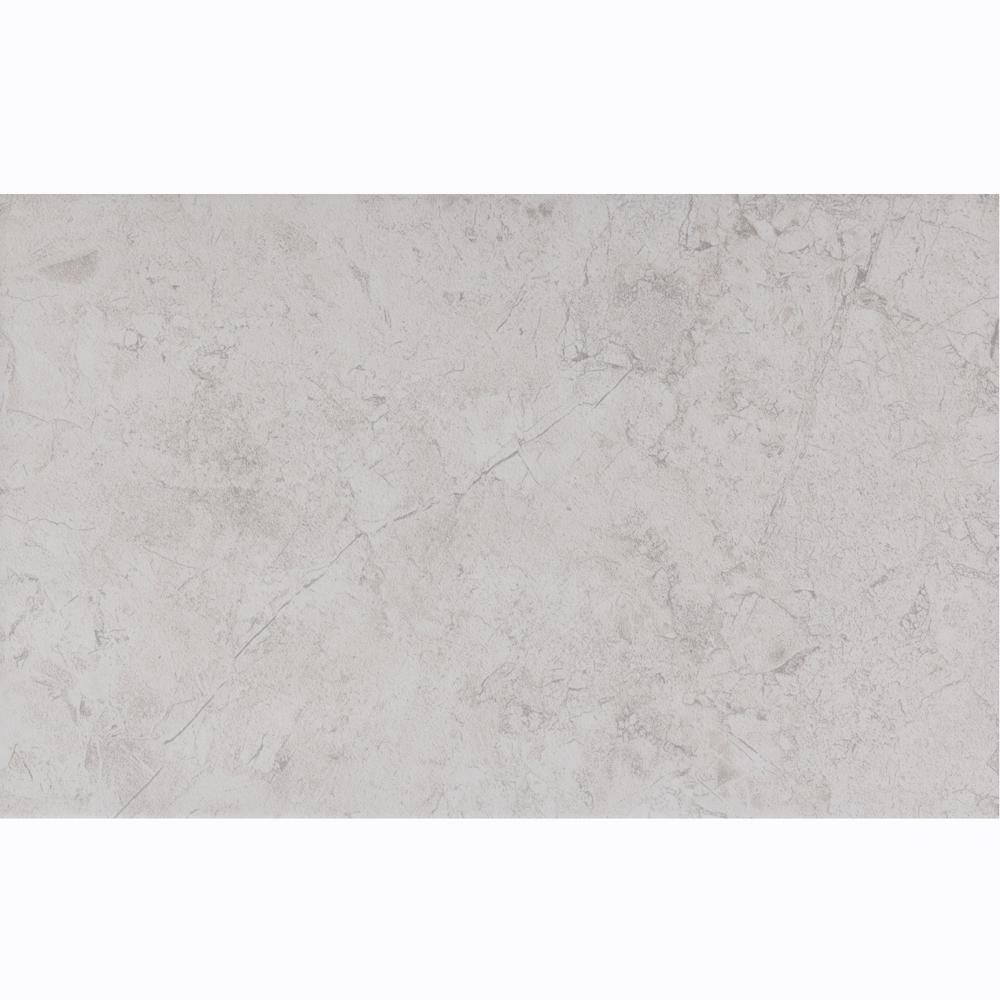 Faianta interior RAK Ceramics Stai Light Grey, gri deschis, aspect marmura, mata, 25 x 40 cm imagine MatHaus.ro
