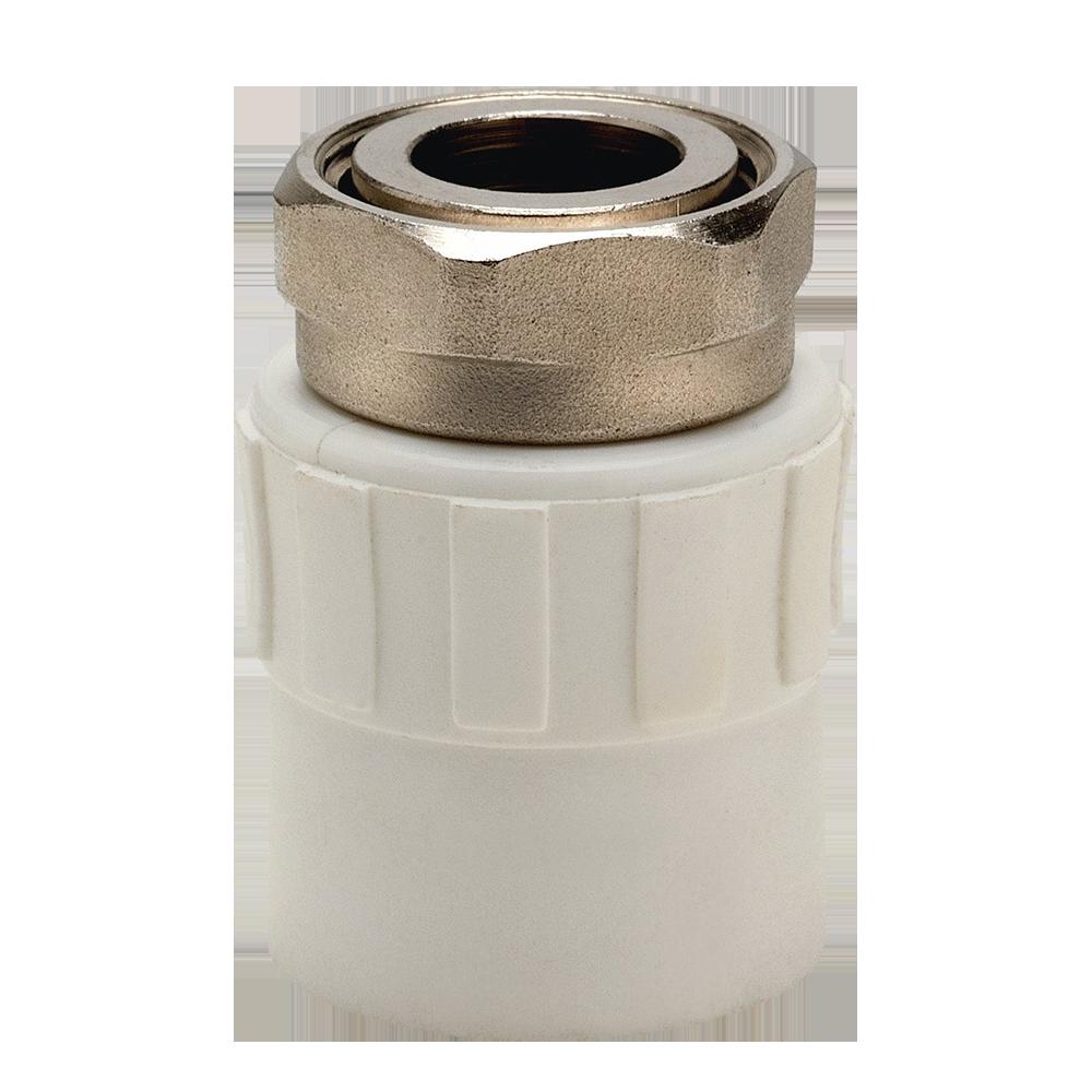 Semiolandez Vesbo, PP-R, alb, 25 mm x 3/4 inch