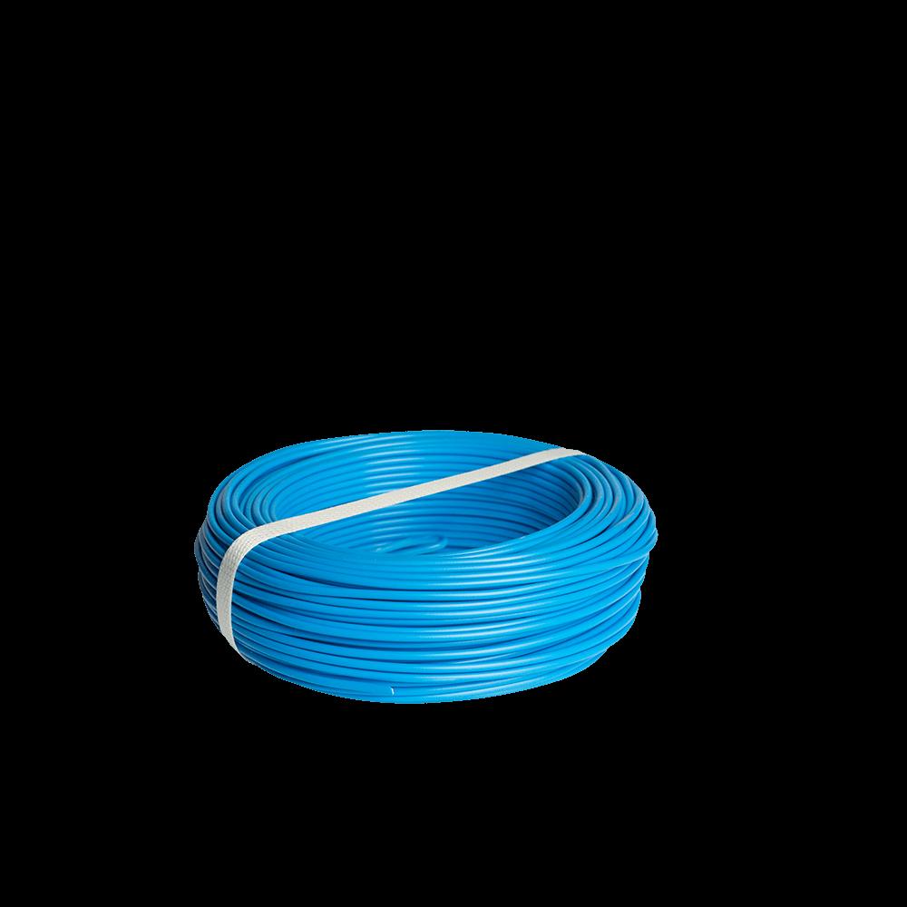Cablu electric FY/ H07V-U 1x1,5 mm albastru, 50 m