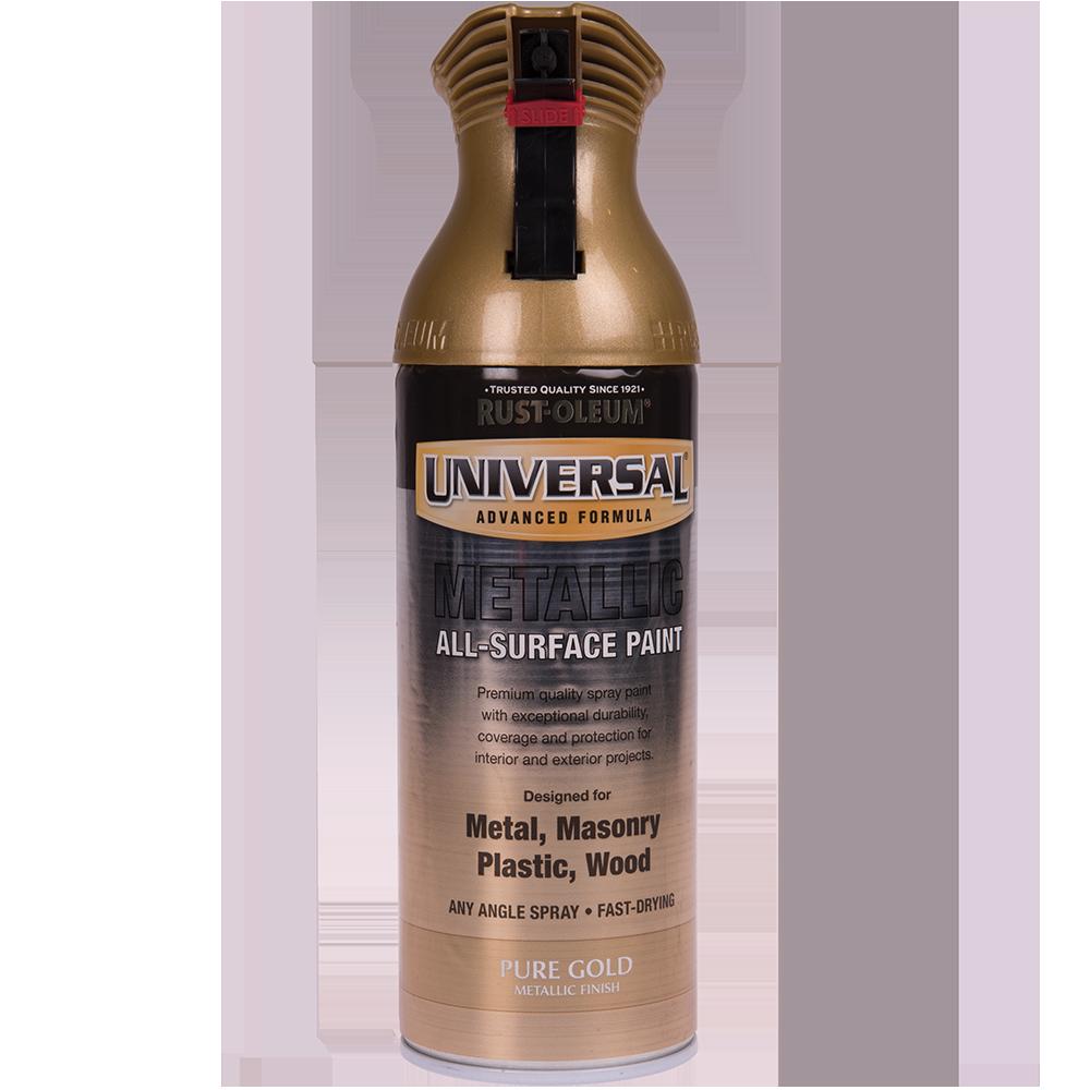 Spray Universal all-surface metal aur pur 400 ml