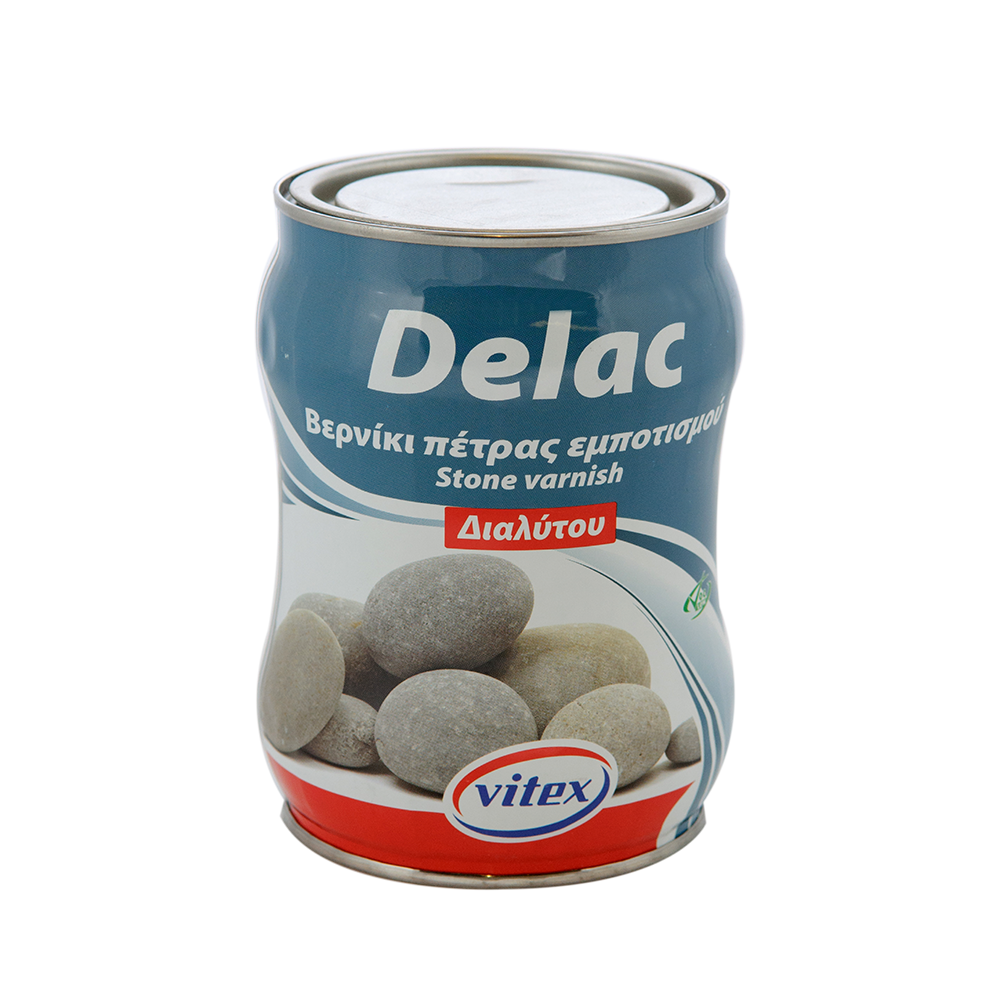 Lac acrilic Delac pentru piatra Vitex 750ml mathaus 2021
