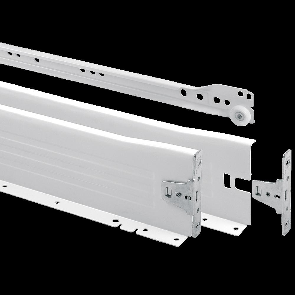 Glisiera Metalbox alba FGV 350 mm mathaus 2021