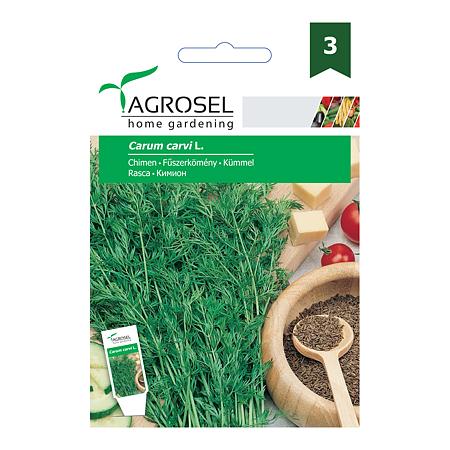 Seminte de chimen, Agrosel