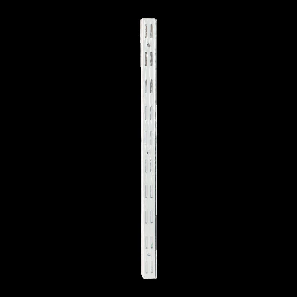 Vergea verticala, alb, H: 500 mm imagine MatHaus.ro